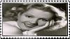 Jean Arthur stamp by KaraKittyCat