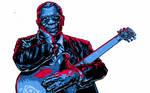 King of blues legend B.B.King