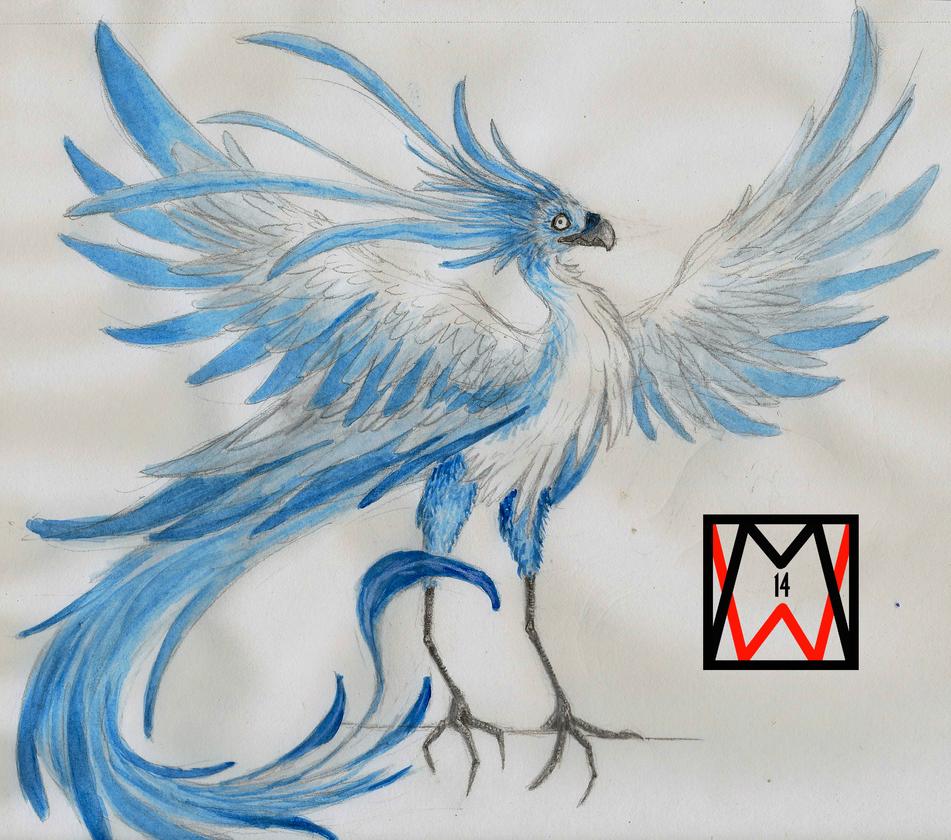 Polar Phoenix by MillieWright