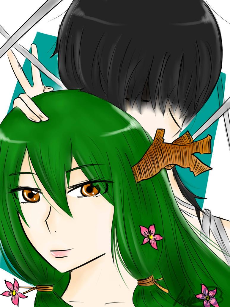 Kazuko's OC by shinjuhime
