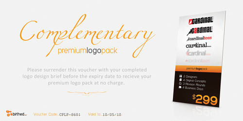 Logo Pack Voucher
