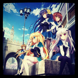 Absolute Duo by SupremoNoFansub