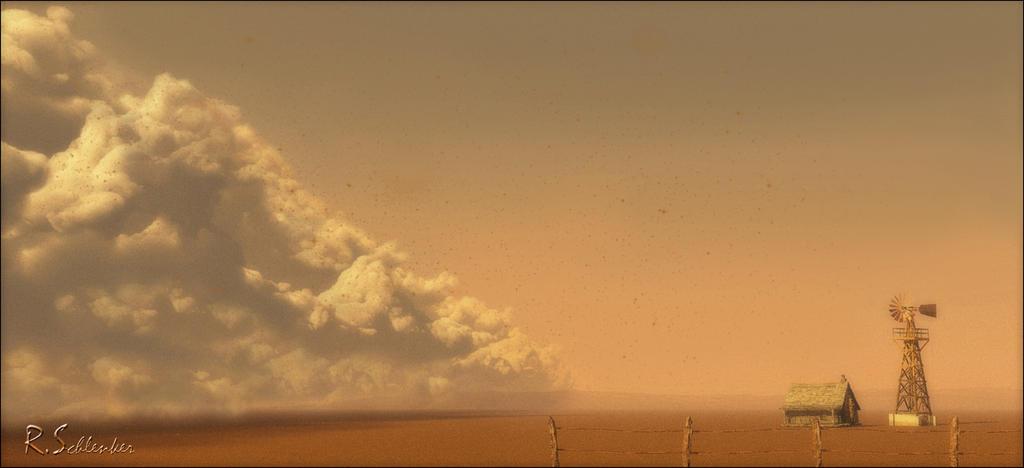 Dust Bowl by ubatuba74