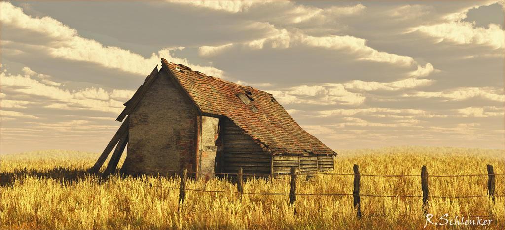 Old Barn by ubatuba74