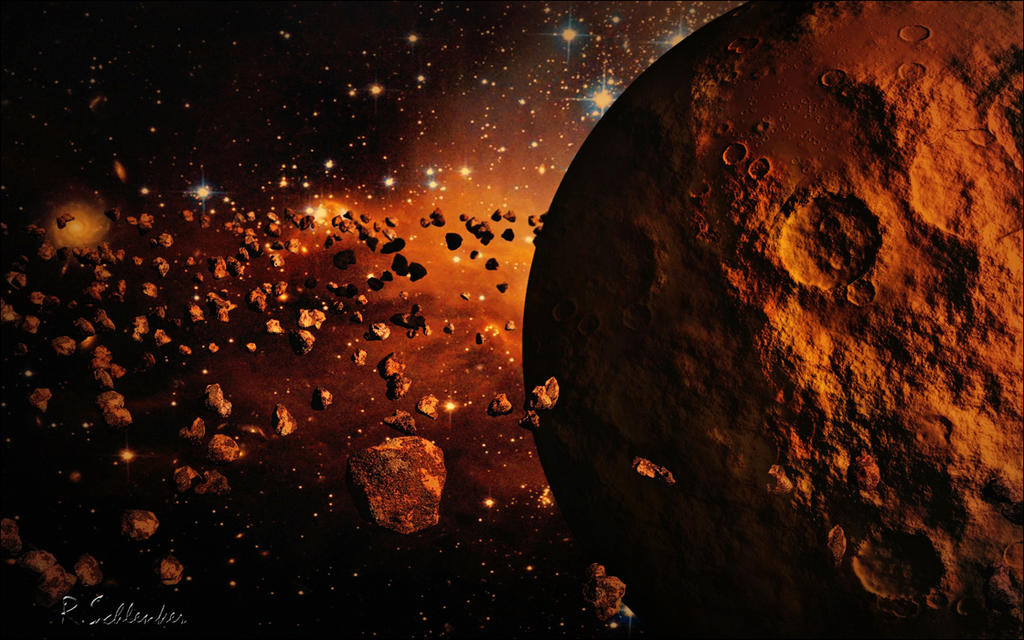 Red Planet 7 by ubatuba74