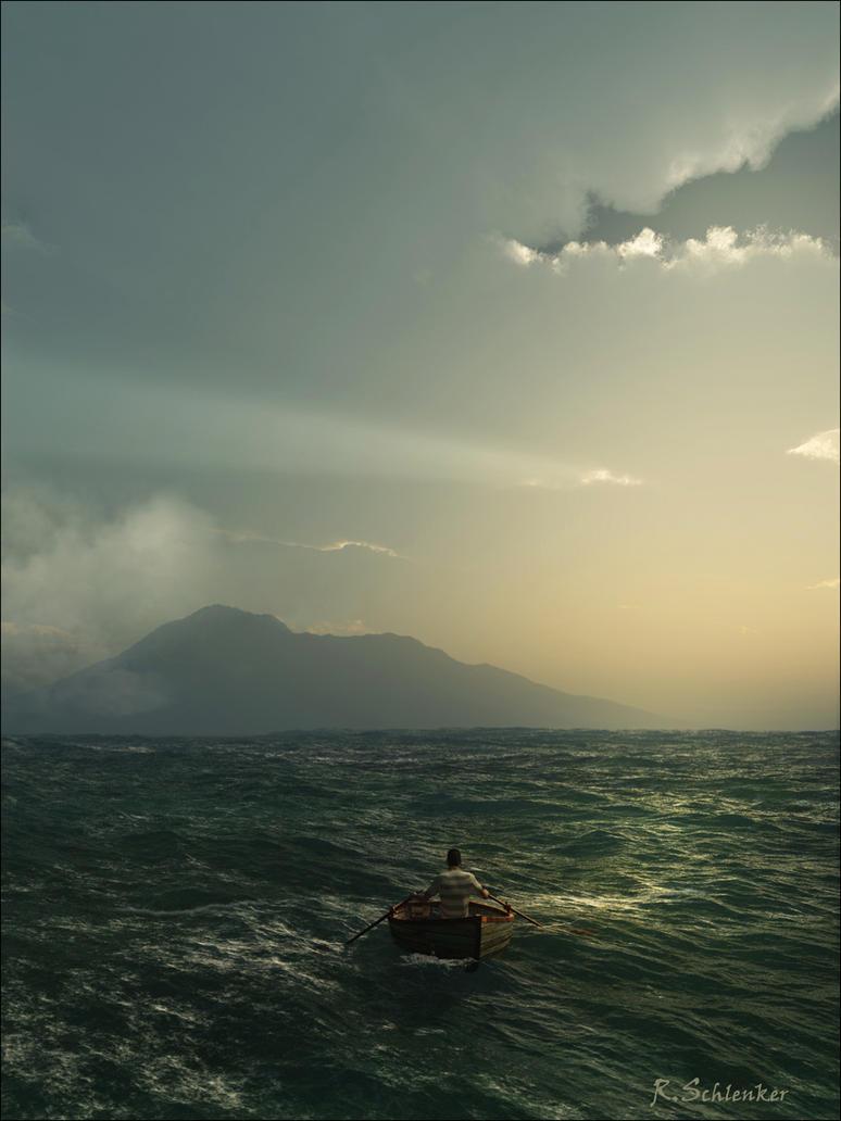 Open Seas by ubatuba74