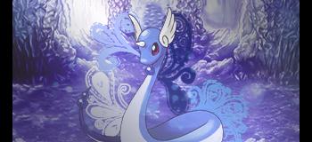 Dragonair Gift by IceWeavile