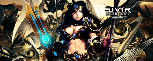 Sivir League of Legends Sig