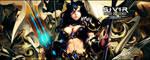 Sivir League of Legends Sig by Rikku2011