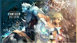 Fantasy Signature by Rikku2011