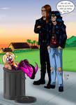 No More Clownin Around by ArthurQF