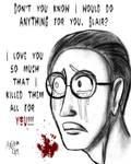 He'll Do Anything by ArthurQF