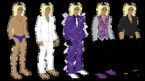 Wardrobe: Lazaros