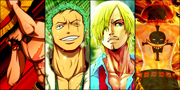 One Piece Signature by TheWeekend