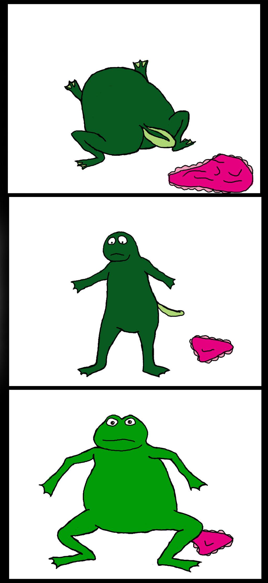 Diana Frog TF by XDNobody on DeviantArt