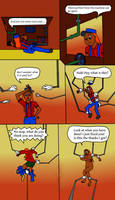 Baby Factory Mishap Page 1 (Commission)