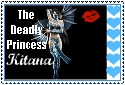 Kitana Stamp by Joanna-Jade