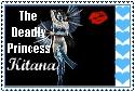 Kitana Stamp by Joanna-Jade