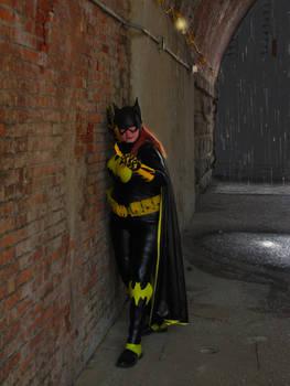 Patrolling Gotham