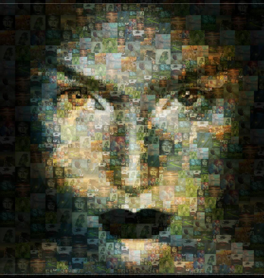 Mosaic by piraco75