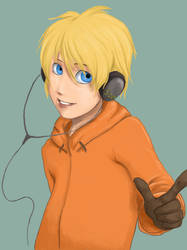 SP Kenny- No Pictures, Ladies by superior-git
