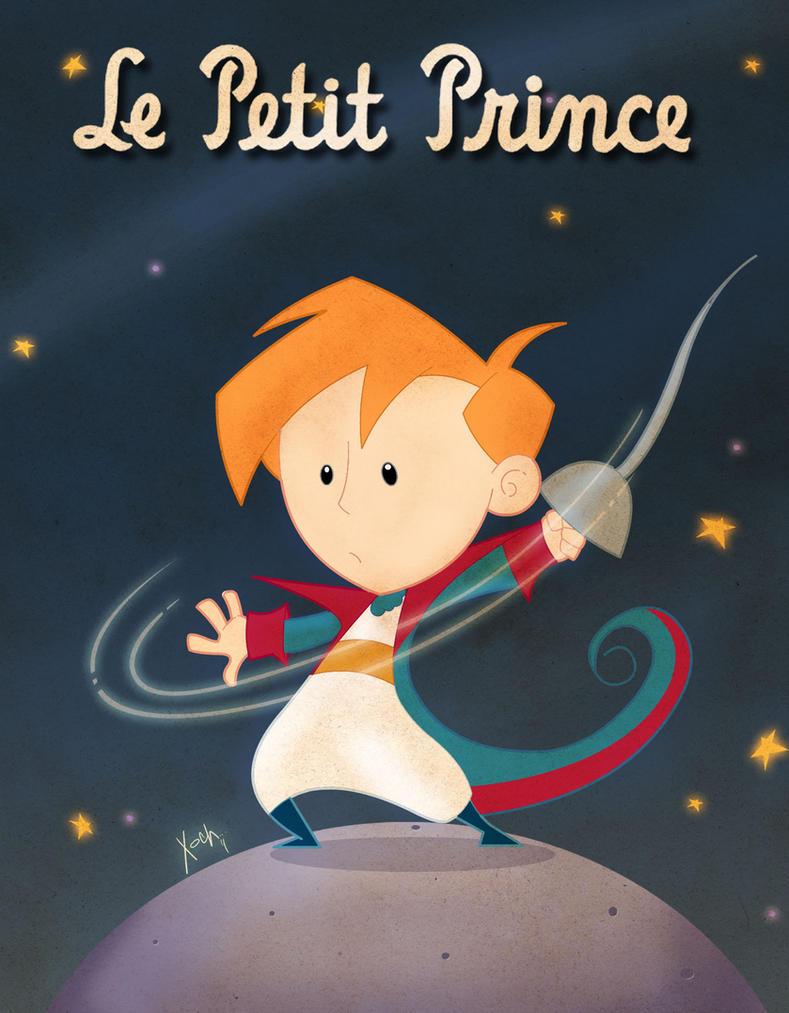 The Petit Prince by xochiltana