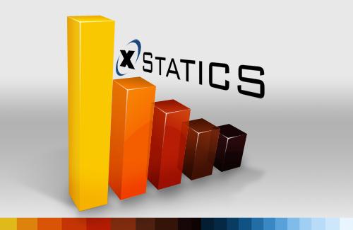 Xfire Statistics Logo by XxXFaNtA