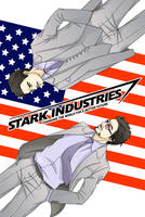 STARK INDUSTRIES by makimac