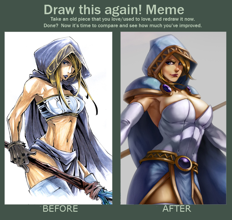 Meme  Before And After  by irving-zero