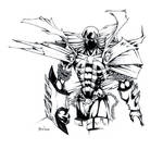 spawn rough sketch