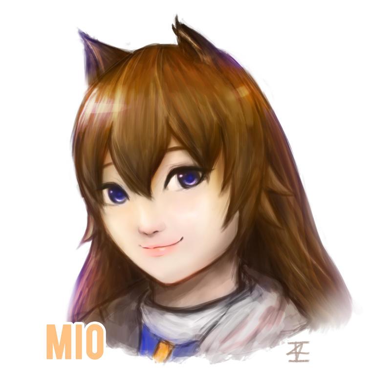 Mio by ImanuelViczzz