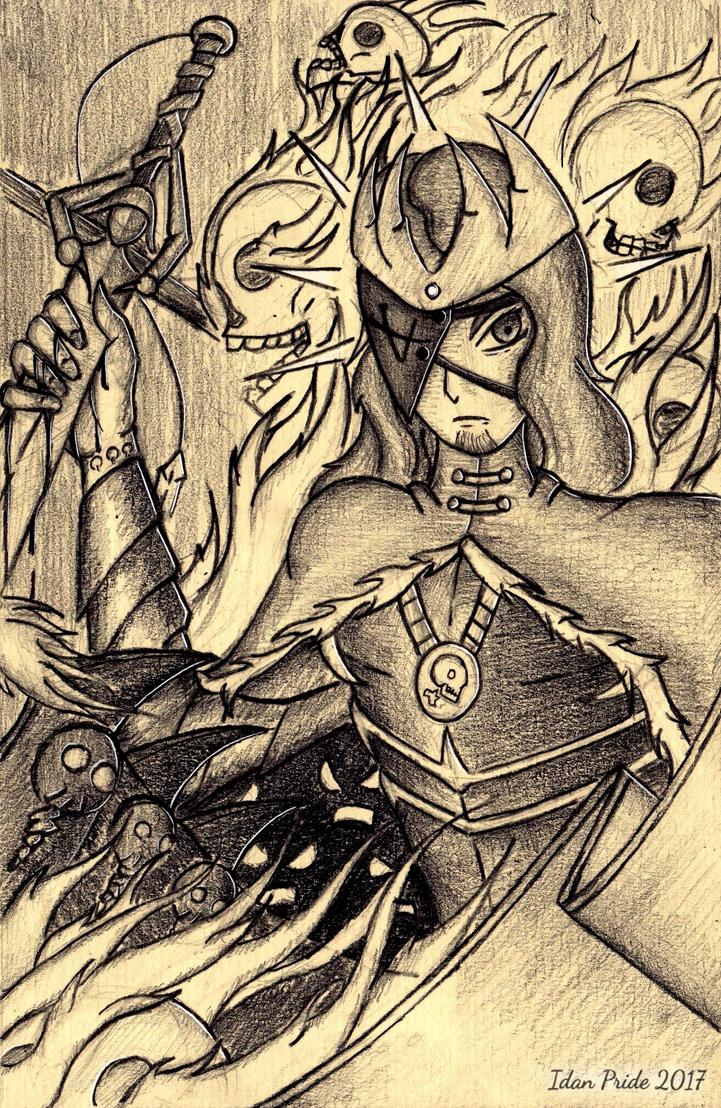 [OC#77] Latrell the Fallen King by scygiex