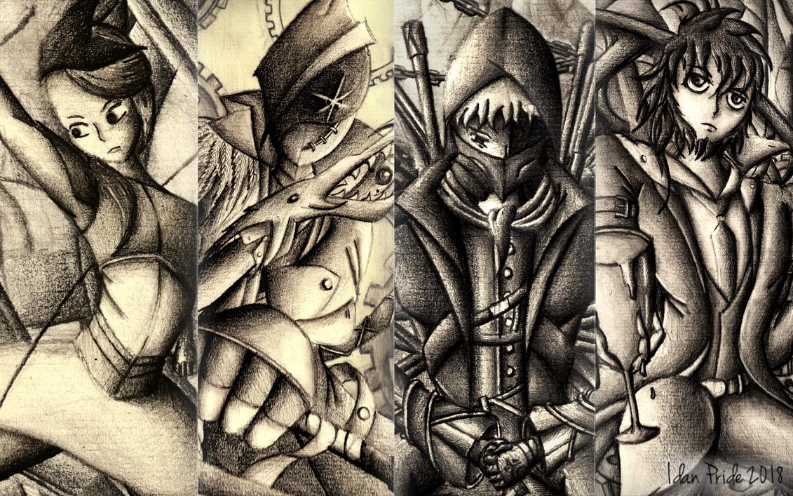 Desolators by scygiex