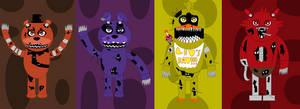 The Nightmare Animatronics