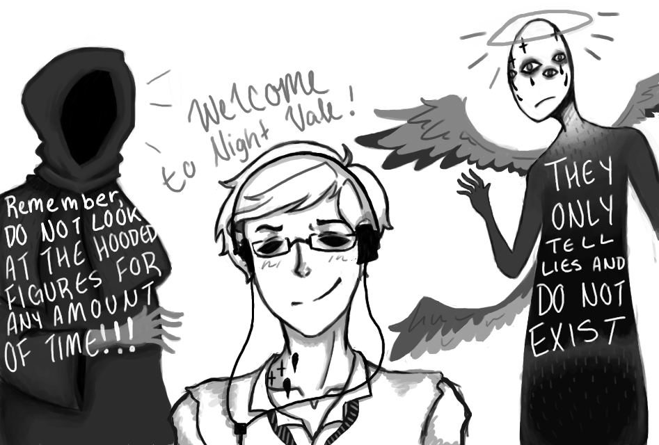 Welcome to Night Vale by kimchikimi