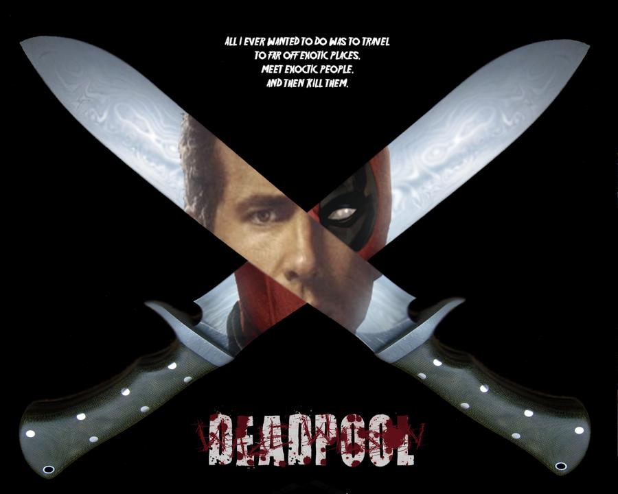 deadpool wallpaper. Deadpool Wallpaper by