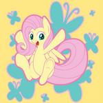 Butterfly Butt Pony