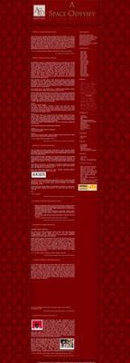 Blog Design - Red
