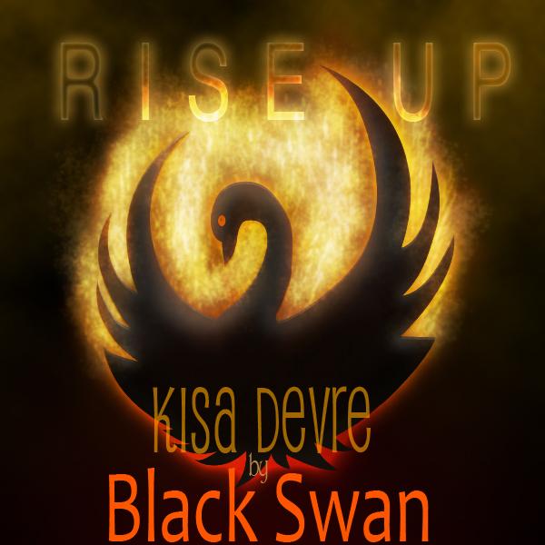 Black Swan Rises Up