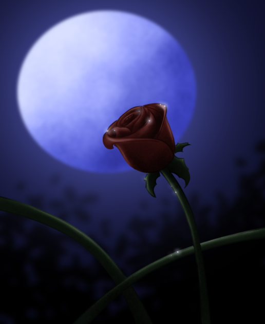 A Rose Without Thorns by Valvador