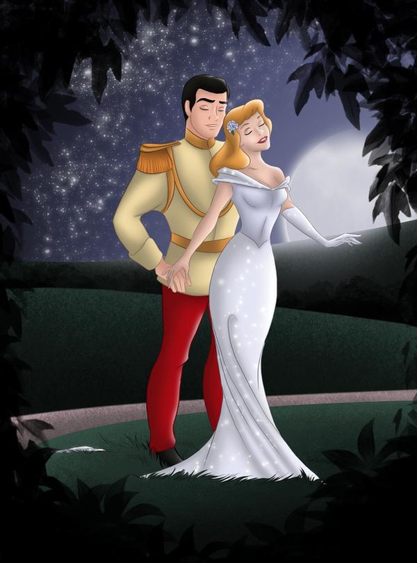 Disney Weddings Cinderella And Prince Charming By Valvador