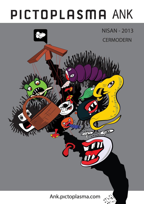 Pictoplasma-gri by islakkalem