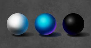 Spheres stadik #3