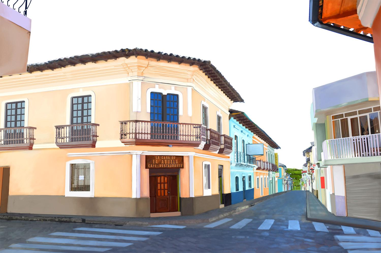 Patrimonio Project by franxa