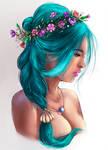 Commission mermaid