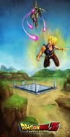 Dragon ball Z:  Cell Games