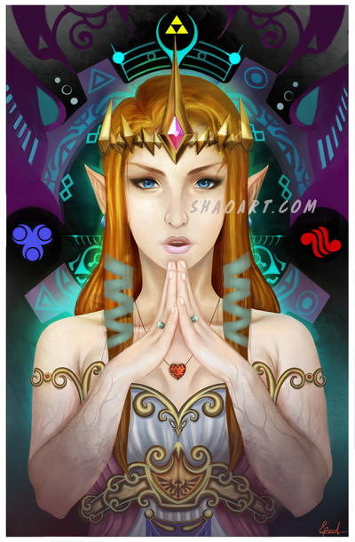 Zelda Time Portal