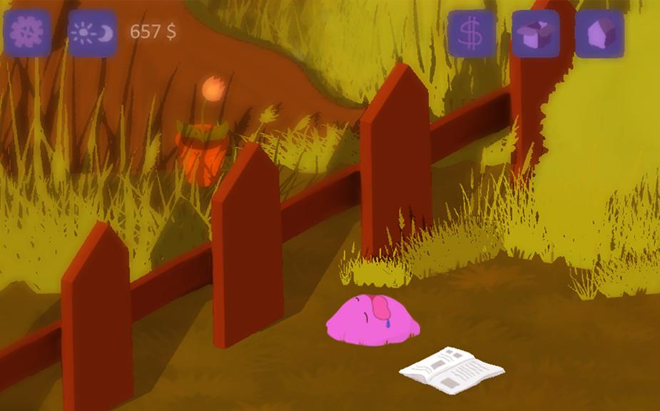 Tamagotchi game by Sheevee