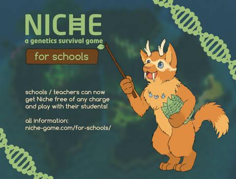 Niche free for schools + teachers