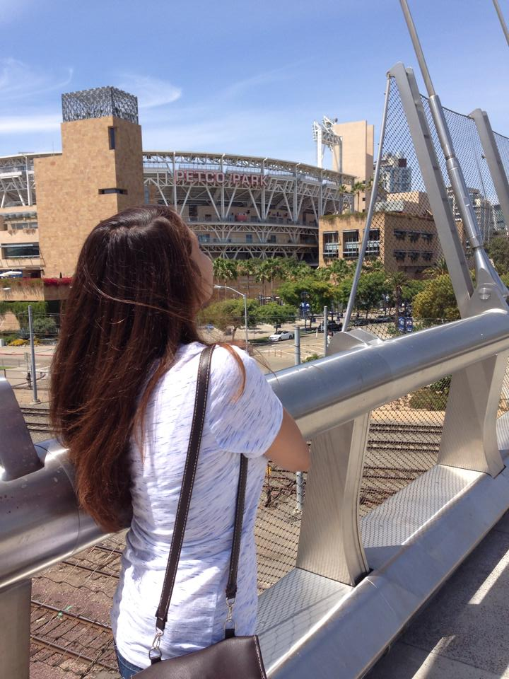 Padres Stadium by Feral-Instinct